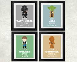 Star Wars Bathroom Set Star Wars Bathroom Printable Boys Bathroom Printable