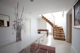 Office Stairs Design by Bespoke Staircase Design New Malden Surrey Timber Stair