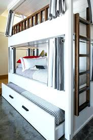 White Bunk Bed With Trundle Bunk Beds With Trundle White Bunk Bed With Trundle