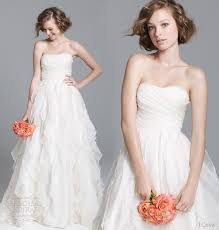 wedding dress j crew j crew wedding dresses fall 2011 preview wedding inspirasi