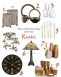 home decor quiz style what u0027s your registry style macy u0027s home decorating quiz