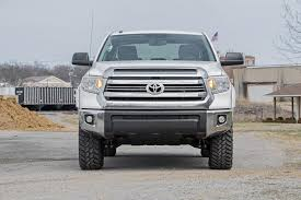 toyota tundra leveling kit rou 873 country fits 07 16 toyota tundra 2 5 3in leveling