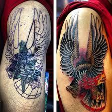 63 wonderful cover up shoulder tattoos