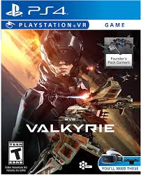 amazon com eve valkyrie playstation vr playstation 4 video games