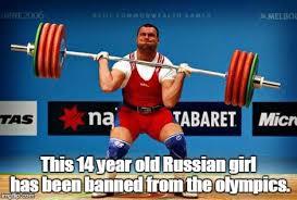 Russian Girl Meme - rio 2016 imgflip