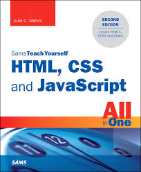 javascript tutorial online book sams teach yourself html css and javascript all in one 2nd meloni