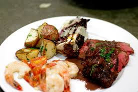 beef tenderloin menu dinner party shrimp scampi and slow roasted beef tenderloin pestle mortar