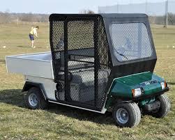 club car carry all 1 or turf 1 golf cart aluminum range cage