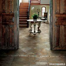 stone floors inspired by nature
