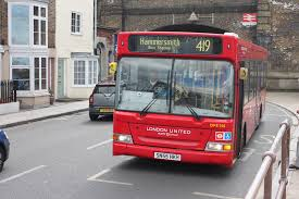 Barnes Station London Route 419 Hammersmith To Richmond Lawrence Living Transport