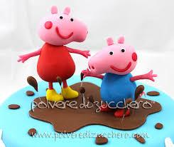 peppa pig muddy puddles cake poppy u0027s birthday cake pinterest