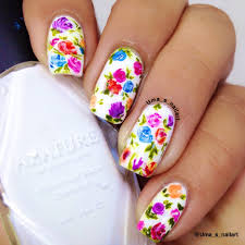 nail art maxresdefault spring flower nails diy easy floral nail