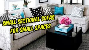 small sectional sofas for small spaces living room apartments