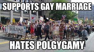 Gay Pride Meme - mormon gay pride march memes quickmeme