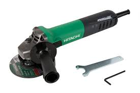 hitachi power tools introduces a 4 1 2 inch ac brushless variable
