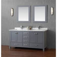 72 double sink vanity include oval white ceramic bathtub white