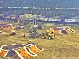 monster truck show 2016 monster jam 2016 new orleans mercedes benz superdome recap