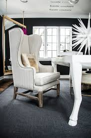 tour this amazing fashion blogger u0027s transitional home office