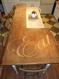 kitchen stencil ideas best 25 stenciled dining table ideas on dive store