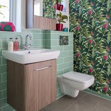 wallpaper ideas for bathrooms bathroom wallpaper ideas that will elevate your space to stylish