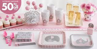 Pink Cocktails For Baby Shower - elephant baby shower sensational design ideas amazon com pink