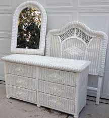 Pier One White Wicker Bedroom Furniture - bedroom white wicker bedroom set on bedroom with wicker set 4