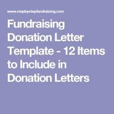 working with students on how to draft a donation letter to local