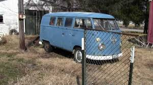 1966 volkswagen microbus 1966 volkswagen bus cold start youtube