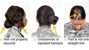 hairstyles for female army soldiers army s ban on dreadlocks other styles offends some african