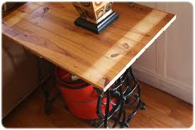 fold away sewing machine table sewing machine table how to