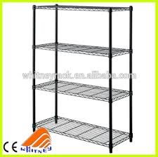 Metal Wire Shelving by Steel Material Kitchen Stainless Steel Wire Shelves Chrome Wire