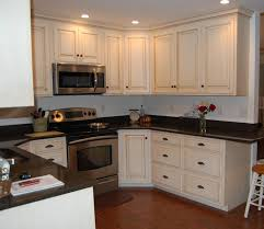 Painted Kitchen Cabinets Lovable Paint Kitchen Cabinets Charming Small Kitchen Design Ideas