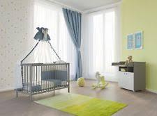 babyzimmer grau wei baby komplettzimmer günstig kaufen ebay