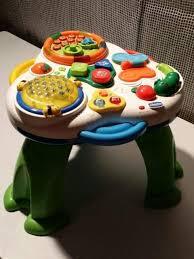 tavolo chicco tavolo interattivo chicco e fisher price a palermo kijiji