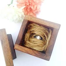unique boxes unique ring box wooden engagement ring box geeky engagement ring