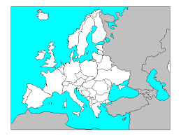 european countries on a map map quiz europe countries