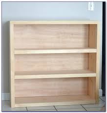 Plans For Bookcase How To Build A Simple Bookcase Free Diy Furniture Plans How To