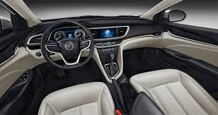 2015 Buick Grand National And Gnx 2015 Buick Excelle Gt Interior