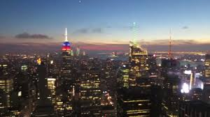 Filipino Flag Colors Empire State Building In Colors Of Philippine Flag Youtube