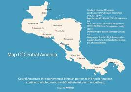 south america map belize central america map illustration free vector stock