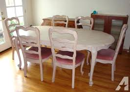 dining table white dining room rustic chic chandelier shabby