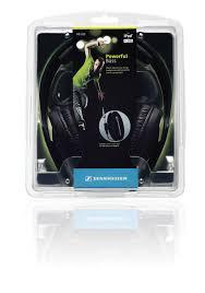 amazon com sennheiser hd 202 ii professional headphones black