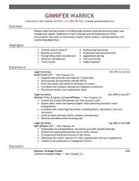 Resume Template For Government Jobs Resume Example