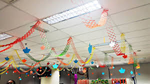 diy simple and easy hanging paper decorations for any