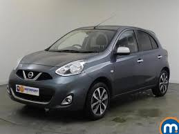nissan micra 2014 used nissan micra automatic for sale motors co uk