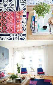 how to organize a small space with style think make share