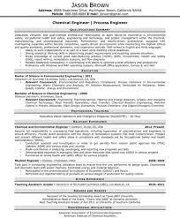 chemical engineer sample resume 22 chemical engineering sample