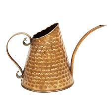 amazon com achla designs dainty hammered copper watering can 3
