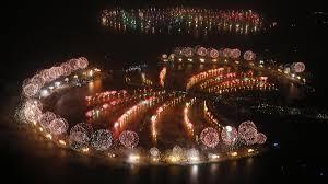 Festival Of Lights Peoria Il New Year U0027s Eve Dubai Puts On A Record Setting Fireworks Show