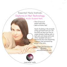 training dvd eng acrylic sculpted nails amazon co uk beauty